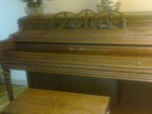 Baldwin Piano purchased new 1945-1948
