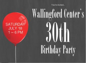 Wallingford 30 party