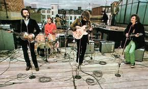 beatles rooftop